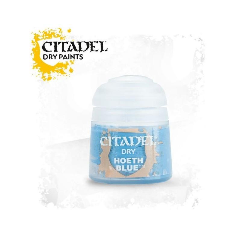 Citadel Dry Paints Hoeth Blue