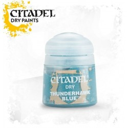 Citadel Dry Paints Thunderhawk Blue