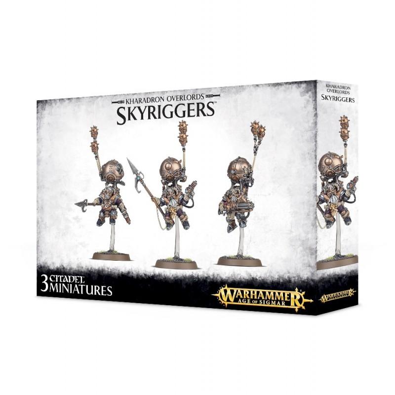 Endrinriggers / Skywardens