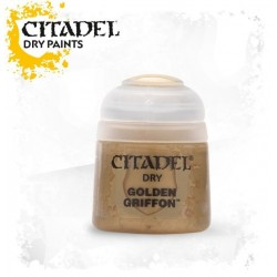 Citadel Dry Paints Golden Griffon