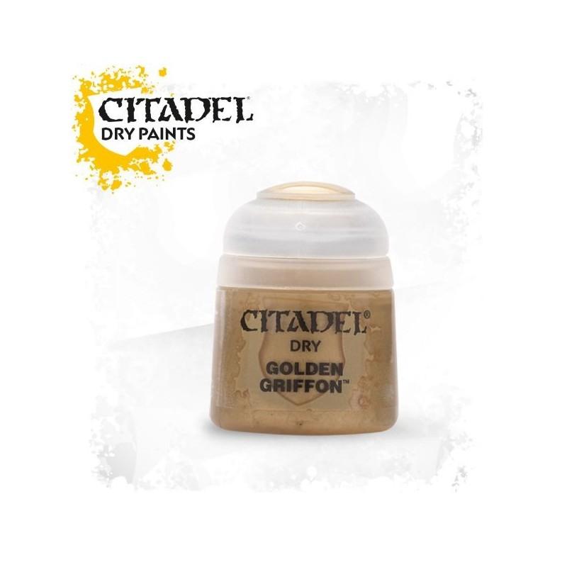 Citadel Dry Paints Golden Griffon