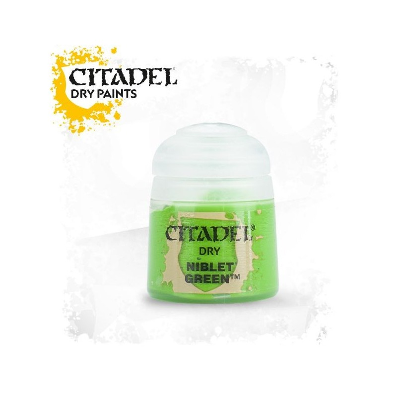 Citadel Dry Paints Niblet Green