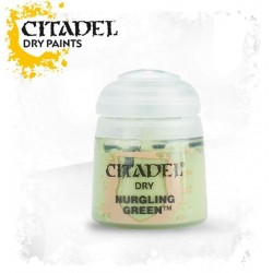 Citadel Dry Paints Nurgling Green