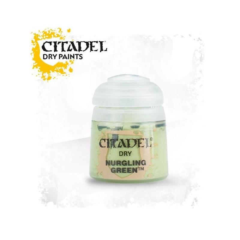 Citadel Dry Paints Nurgling Green