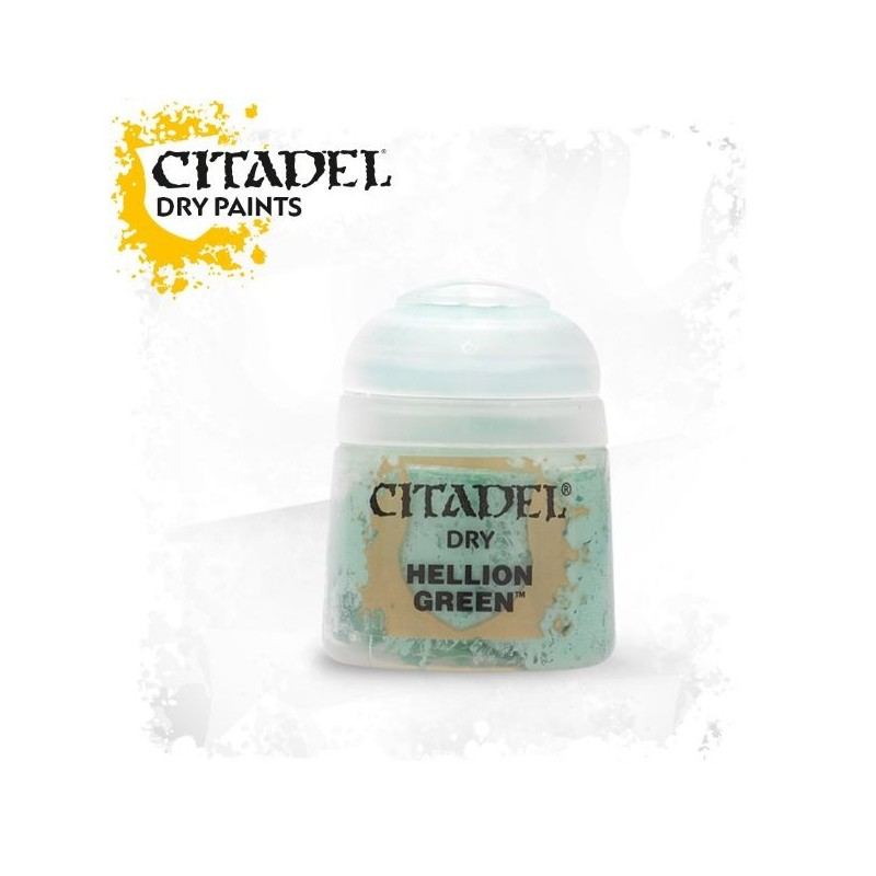 Citadel Dry Paints Hellion Green