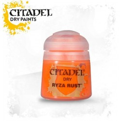 Citadel Dry Paints Ryza Rust