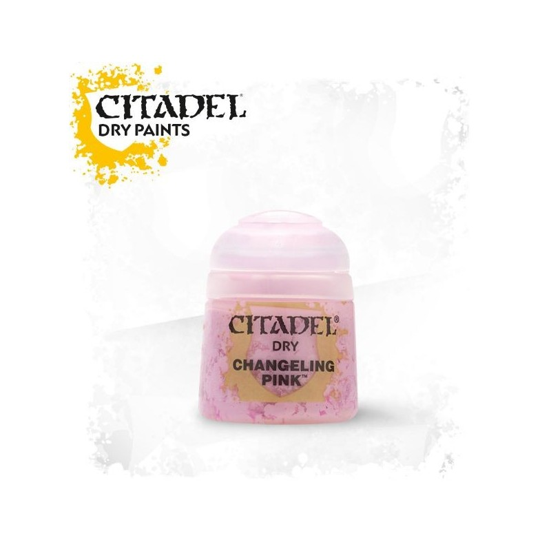 Citadel Dry Paints Changeling Pink