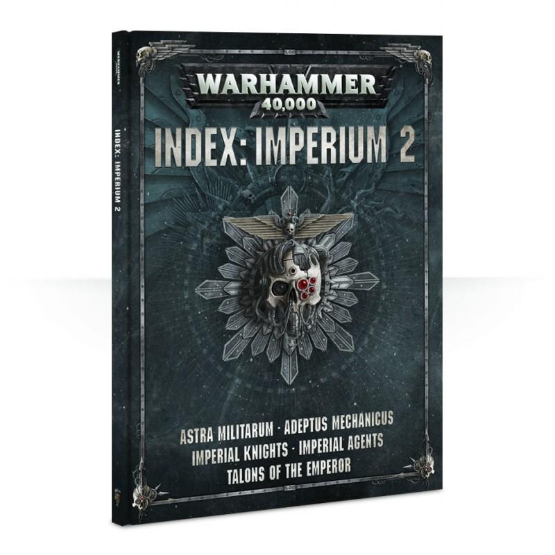 Index Imperium Volume 2