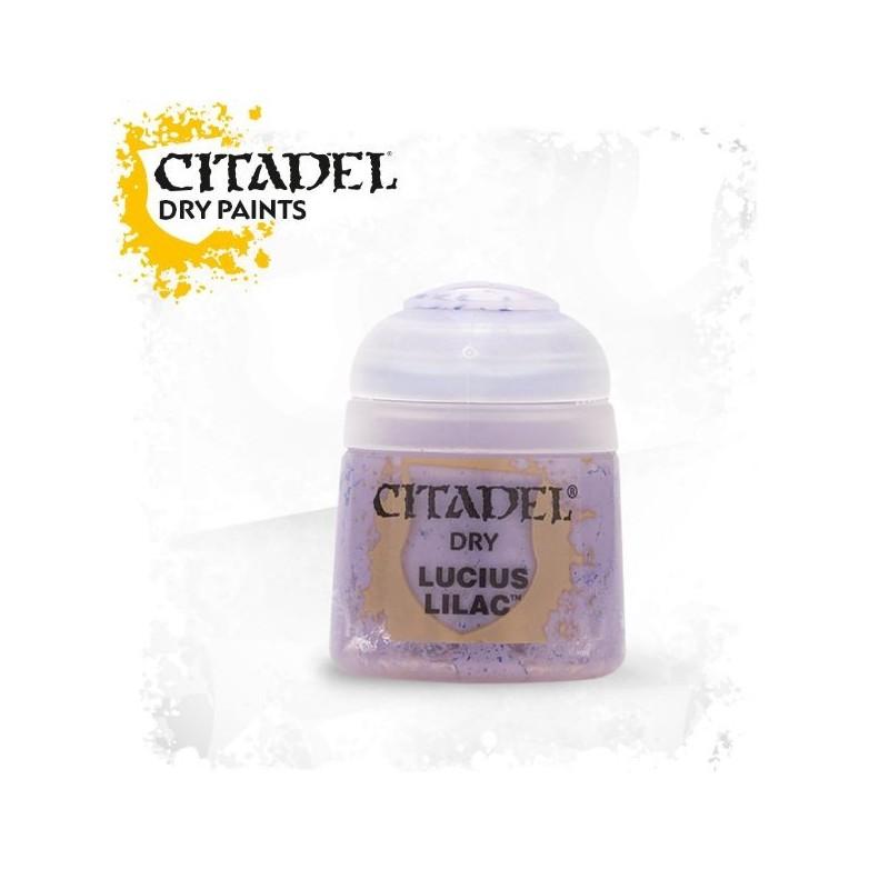 Citadel Dry Paints Lucius Lilac
