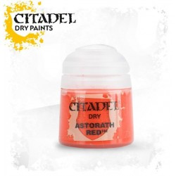 Citadel Dry Paints Astorath Red
