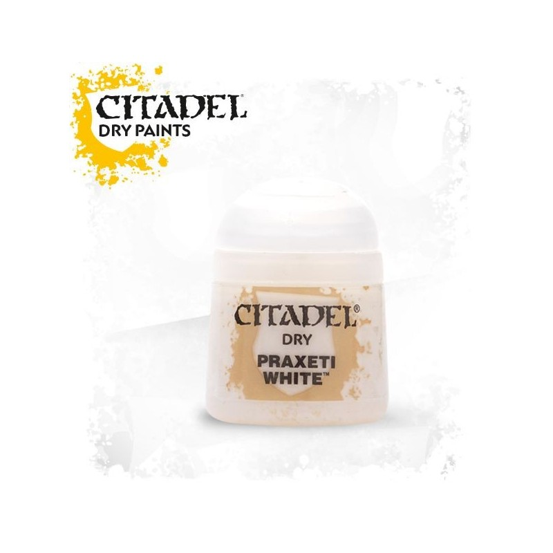 Citadel Dry Paints Praxeti White