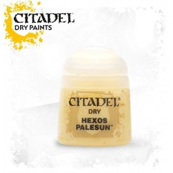 Citadel Dry Paints Hexos Palesun