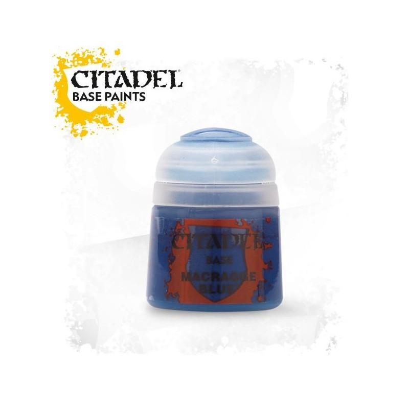 Citadel Base Paints Macragge Blue