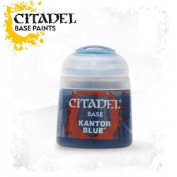 Citadel Base Paints Kantor Blue