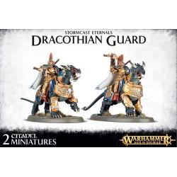 Dracothian Guard Desolators, Tempestors, Fulminators, Concussors