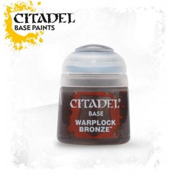 Citadel Base Paints Warplock Bronze