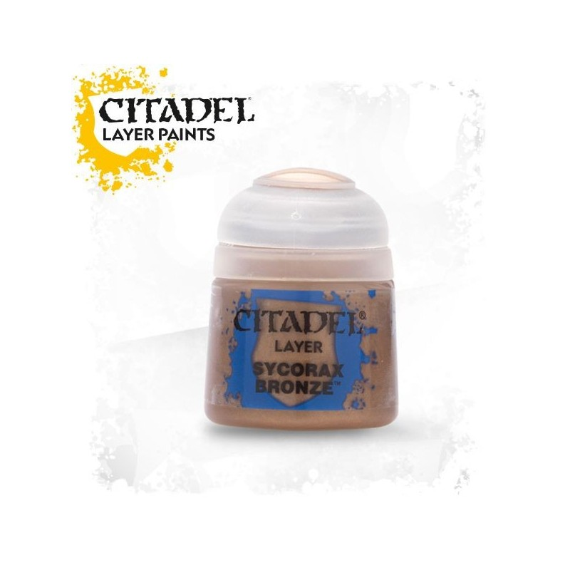 Citadel Layer Paints Sycorax Bronze