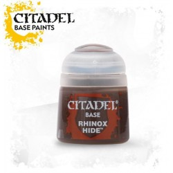 Citadel Base Paints Rhinox Hide