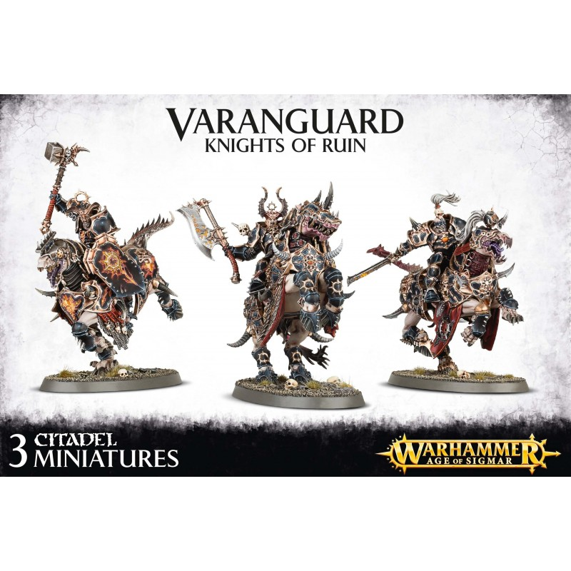 Varanguard Knights - Everchosen