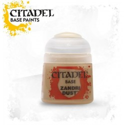 Citadel Base Paints Zandri Dust
