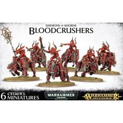 Equarrisseurs / Bloodcrushers de Khorne