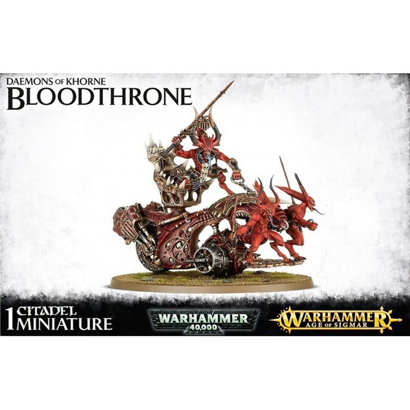 Skull Cannon / Bloodthrone - Daemons Of Khorne