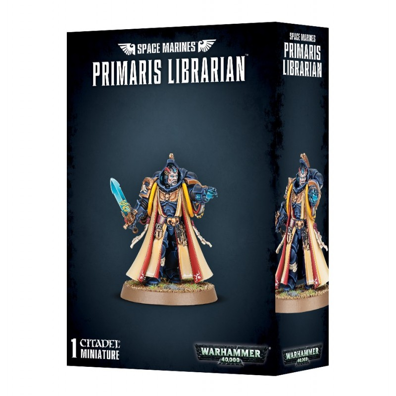 Primaris Librarian - Space Marines