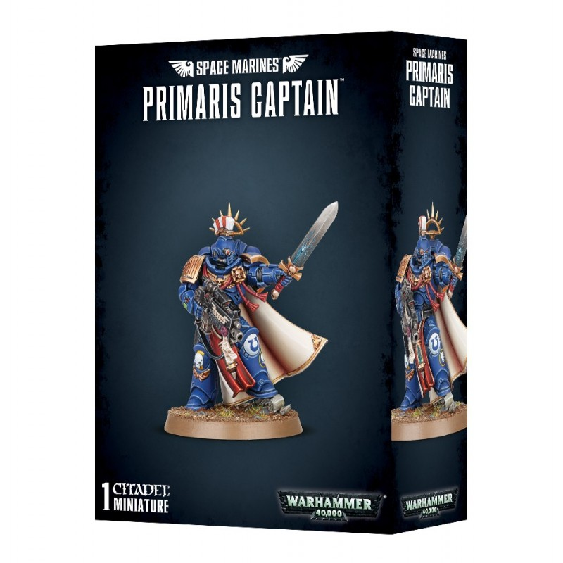 Primaris Captain - Space Marines
