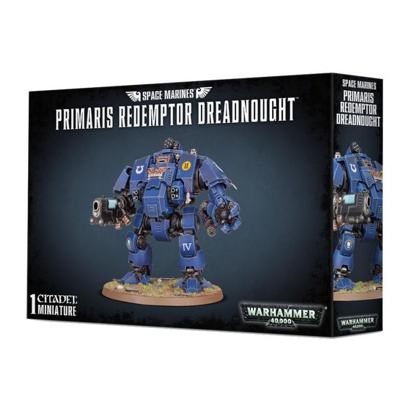 Primaris Redemptor Dreadnought - Space Marines