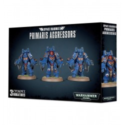 Primaris Aggressors - Space Marines