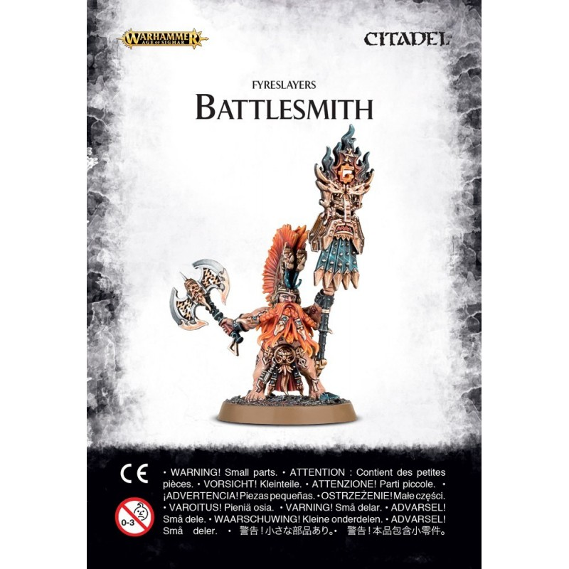 Battlesmith - Fyreslayer