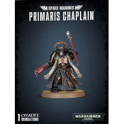Primaris Chaplain - Space Marines