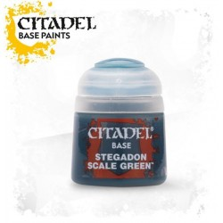 Citadel Base Paints Stegadon Scale Green