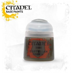 Citadel Base Paints Castellan Green