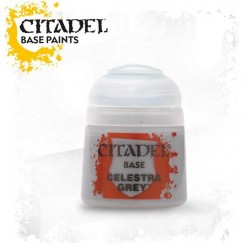 Citadel Base Paints Celestra Grey