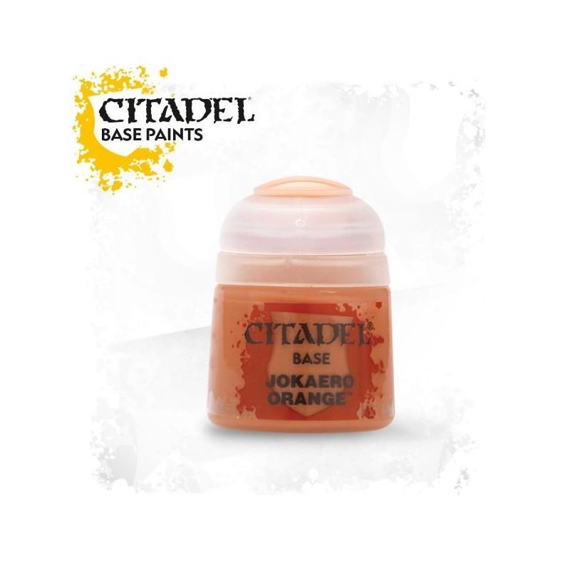Citadel Base Paints Jokaero Orange