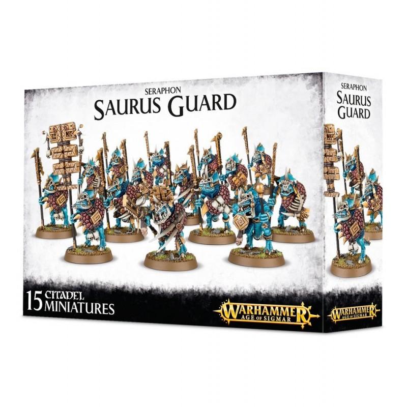 Saurus Guards Seraphon