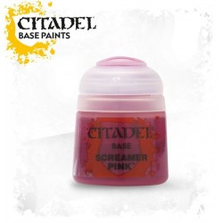 Citadel Base Paints Screamer Pink