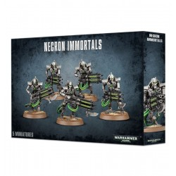 Immortals Necrons