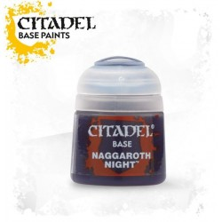 Citadel Base Paints Naggaroth Night