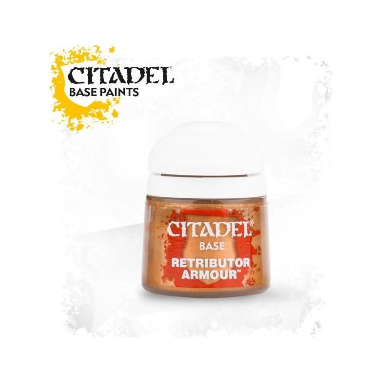 Citadel Base Paints Retributor Armour