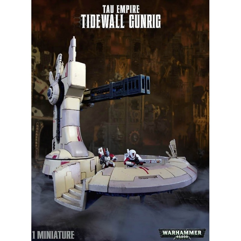 Tidewall Gunrig Tau Empire