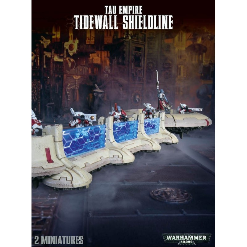 Tidewall Shield Line Tau Empire