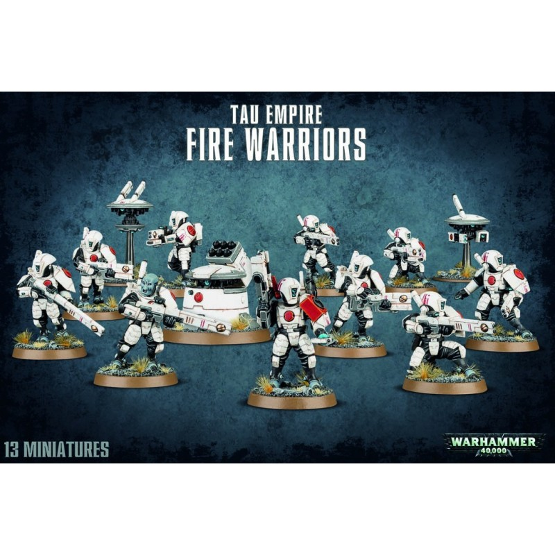 Fire Warriors Breacher Team - T'au Empire