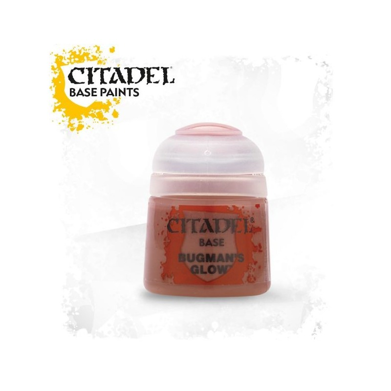Citadel Base Paints Bugman's Glow