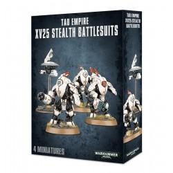 XV25 Stealth Battlesuits - T'au Empire