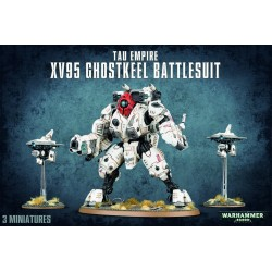 XV95 Ghostkeel Battlesuit Tau Empire