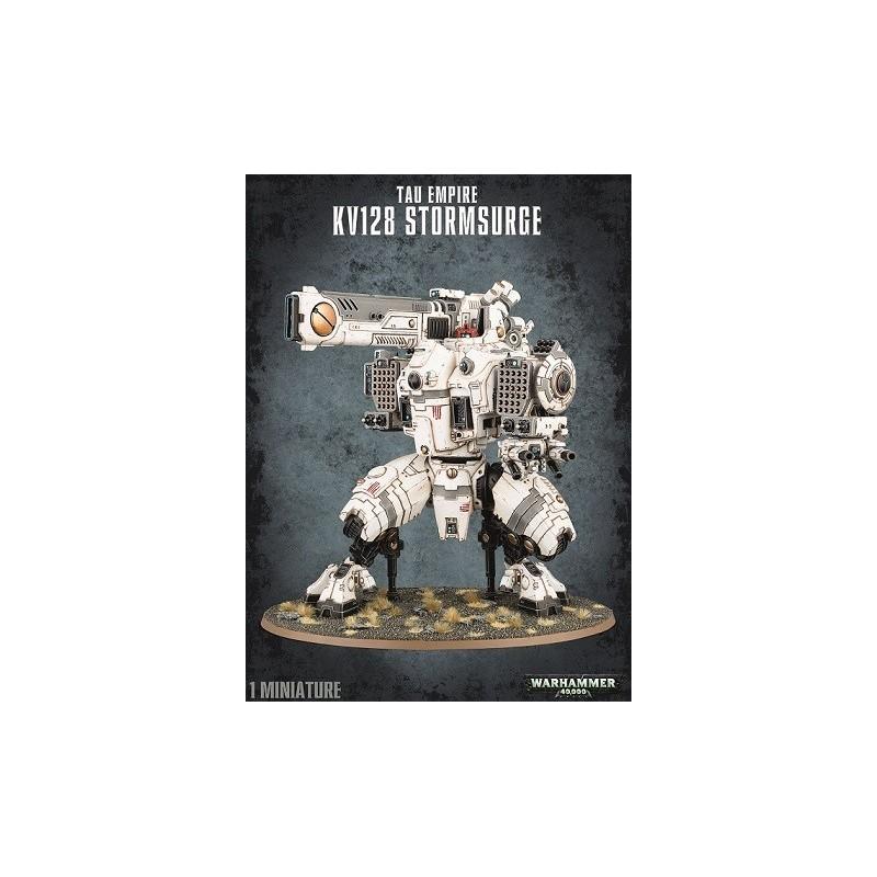 KV128 Stormsurge - T'au Empire