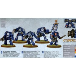 Terminator Squad Space Marines