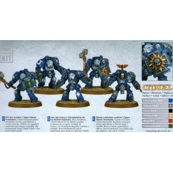 Terminator Close Combat Squad Space Marines